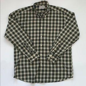 "Barbour ""Barbour Malcom"" Regular Fit Shirt Size L"